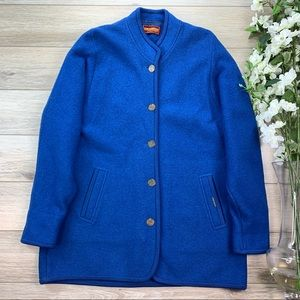 Geiger 100% Virgin Wool Coat Made in Austria